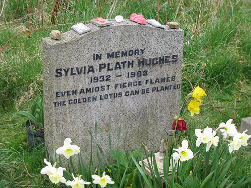 sylvia-plath-grave_8661