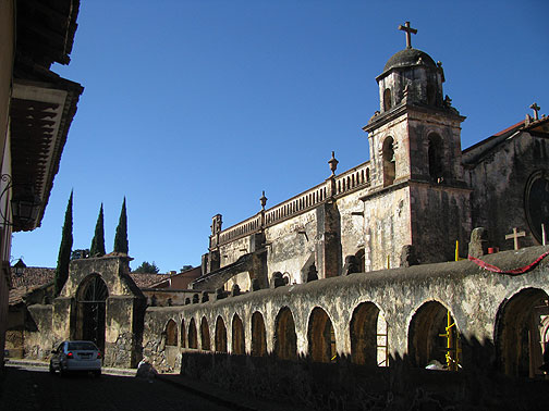 This is also in Patzcuaro.