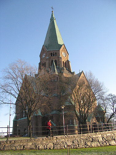 This Church won an architectural contest in 1899 and opened in 1906.