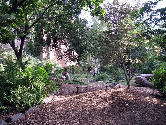 El Jardin del Paraiso...
