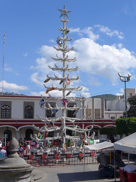 This is in Ciudad Guzman's center.