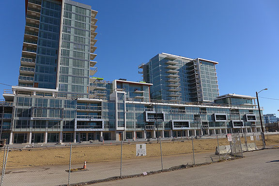 "More new Mission Bay apartments, supposedly 1/3 ""inclusionary""... who will live here?"