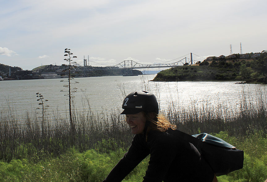 another view of Carquinez straits ride