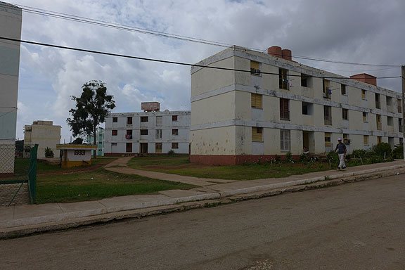 Apartments in Trinidad.