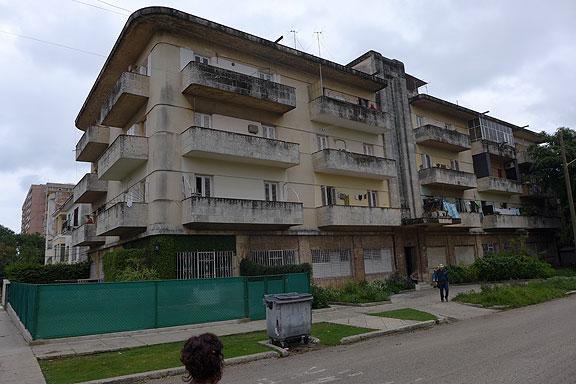 1960s apartments!